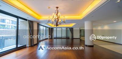 ให้เช่า - Penthouse, Big Balcony/Raveevan Suites Apartment 4+1 bedroom(s) For rent in Sukhumvit Bangkok Prom Pong BTS