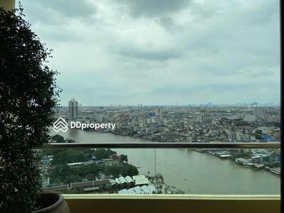 ให้เช่า - คอนโด Baan Chao Praya 1 นอน ห้องกว้าง ใกล้ BTS กรุงธนบุรี (ID 384882)