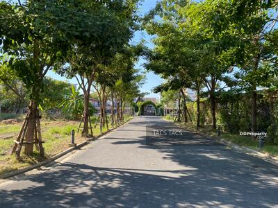For Sale - Land with building for sale 3-2-75 rai Price 65 MB