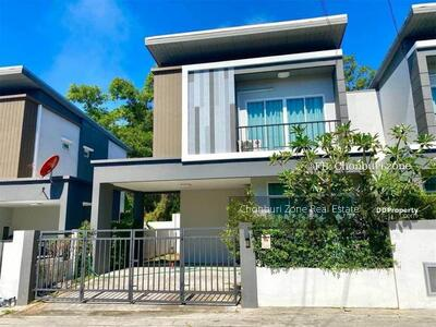 For Rent - For rent house  trio town sriracha project with 3 Bedroom 3 Bathroom