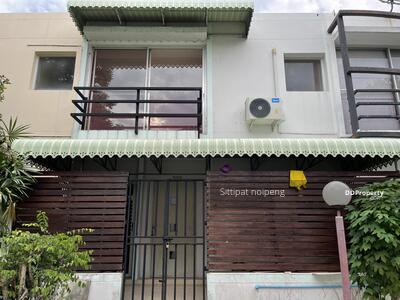 For Rent - Sell Noble park townhouse at Bangphli