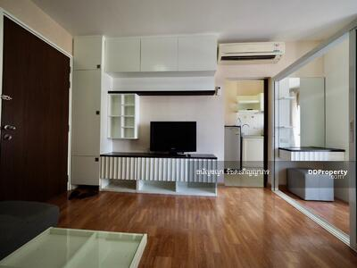 For Sale - Selling cheap Ivy River Condo (Ivy River Ratburana) 29. 77 sqm. Ready to move in, next to the Chao Phraya River. The best price in this building
