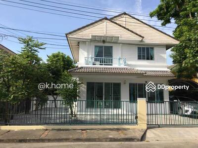 ให้เช่า - R024-229ให้เช่าให้เช่าบ้านเดี่ยว 2 ชั้น 51 ตร. วา หมู่บ้านพฤกษ์ลดา 1  สนใจติดต่อ@k. home