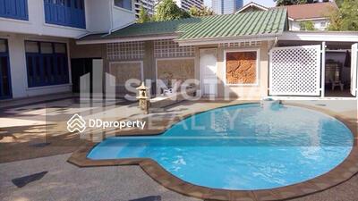 ให้เช่า - For RENT : House Phromphong Phrom Phong / 4 Bedrooms / 5 Bathroomss / 301. 0 sqm / 150000 THB [3592493