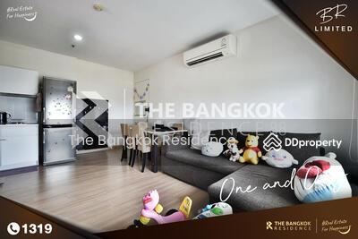ขาย - 2 ห้องนอน ลดราคาแรง! ! แต่งครบ พร้อมเฟอร์ ใกล้ MRT ลาดพร้าว เพียง 200 เมตร Life@Ladprao 18 @5. 1 MB All in