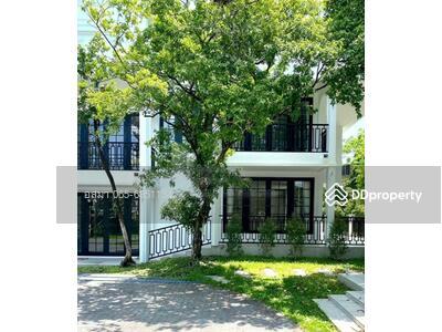 ให้เช่า - Classic House for rent at Sukhumvit-OnnutNear BTS Onnut. Land 180 sq. w, 4 bedroom
