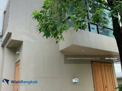 For Rent - Hot Deal , house for rent in Phromphong Pet Friendly 2 storey house only 48K / Month