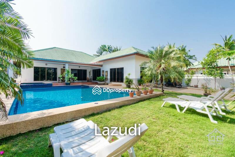 Lazudi HU NA VILLAS : Good Quality 3 Bed Pool Villa