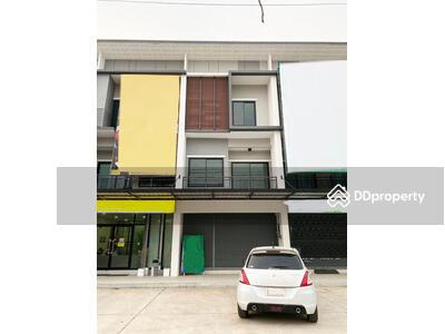 ให้เช่า - 3A6MG0292 ให้เช่าอาคารพาณิชย์ 3 ชั้น    4  ห้องนอน  3 ห้องน้ำ   พื้นที่ 167 ตรม. ราคา 15, 000/เดือน
