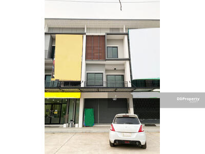 For Rent - 3A6MG0292 - Commercial building for rent with 4 bedrooms, 3 toilets.