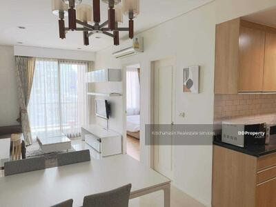 For Rent - Notify the code KRE-A5726 Villa Asoke 1 bedroom, 1 bathroom, 52 square meters, 12th floor, rent 20, 000 baht @line: 0921807715 Khun Mew