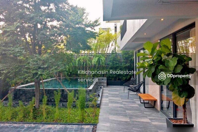 บ้านเดี่ยว พร้อมสระว่ายน้ำ สุขุมวิท 65 #86936167