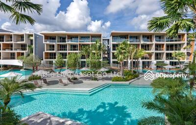 For Sale - Investment condo Wyndham Grand Nai Harn beach phuket