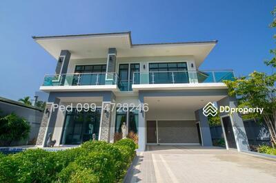 ให้เช่า - บ้านพร้อมสระว่ายน้ำส่วนตัวให้เช่า 45, 000 บาท ใกล้ 89 พลาซ่า No. 15H148