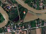 ขายที่ดินติดแม่น้ำบางปะกง 8 ไร่ บ้านสร้าง ใกล้ถ. 3481 - 260 เมตร จ. ปราจีนบุรีจ. ปราจีนบุรี