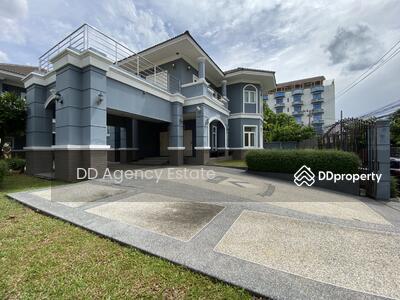 For Sale - บ้านเดี่ยว 2 ชั้น บ้านสร้างเอง หลังใหญ่ขายต่ำกว่าราคาประเมิน ลาดพร้าว 48