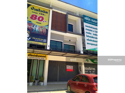 For Rent - 3AF0292 - Commercial building for rent with 4 bedrooms, 3 toilets. - The area size is 167 sq. m. Near the city.