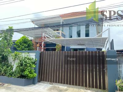 For Rent - Single House for RENT in Udomsuk51 Soi Prawit and friends 6(SPS-PP333)