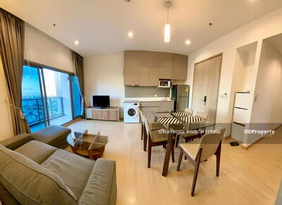 For Sale - Punnawithi Condo for sale, Whizdom Connect Sukhumvit, 3 bedrooms, high floor, beautiful decoration