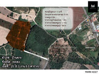 ขาย - 2103/ที่ดินสวย 25. 3. 6 ไร่ ตรว. ละ 6250 บาท โซน EEC  ตรงบ้านฉาง ระยอง  3 กม. ลงหาด ใกล้สนามบิน นิคม