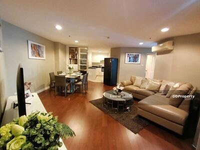 For Rent - For ((RENT)) Price 100, 000. Condo BELLE GRAND RAMA 9 – 5 Beds, 4 Baths, 27-28 fl, 211 Sq. m. building C2 (Duplex)