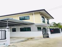 ขาย - บ้านสวยสร้างเสร็จ 2ชั้นราคาไม่แพง ทำเลดีพิกัดสันทรายเชียงใหม่
