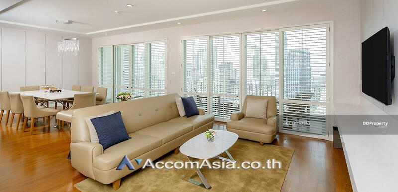 Luxurious Place in Luxury Life Apartment 4 Bedrooms For Rent BTS Ploenchit in Ploenchit Bangkok (AA30037) #87080369