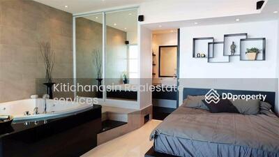 ให้เช่า - ให้แจ้งรหัส KRE-A6014 View Talay 5 แบบ 2ห้องนอน 1ห้องน้ำ 101 ตร. ม ชั้น XX  เช่า 35, 000 บาท @LINE:0807811871 คุณ ออน