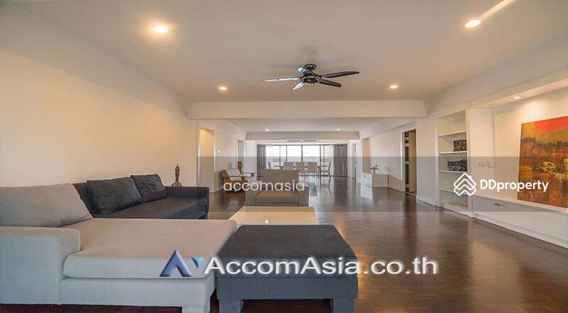 Family Apartment with Lake View Apartment 3 Bedroom For Rent BTS Asok - MRT Sukhumvit in Sukhumvit Bangkok ( AA10680 ) #87126167