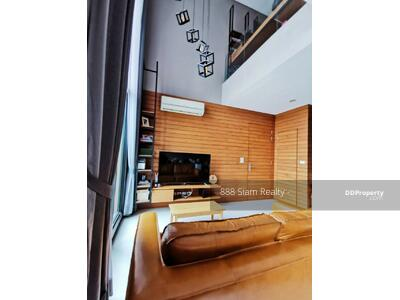 ขาย - ขายถูก ! !! คอนโด Villa Asoke (วิลล่า อโศก) 1 ห้องนอน Duplex 2 ห้องน้ำ