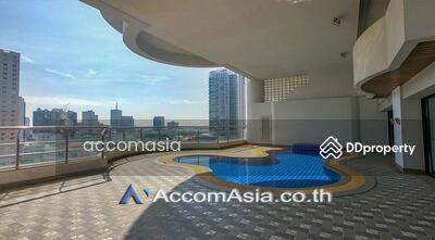 ขาย - Le Raffine Sukhumvit 24 Condominium 3+1 Bedroom For Rent & Sale BTS Phrom Phong in Sukhumvit Bangkok ( 1514102 )
