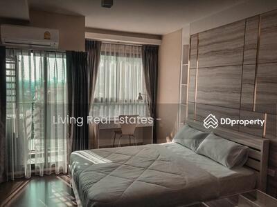 For Rent - X9140664 ให้เช่า คอนโด Ideo Sukhumvit 93 ห้องสตูดิโอ ขนาด 26 ตร. ม. ชั้น 20 วิวแม่น้ำ