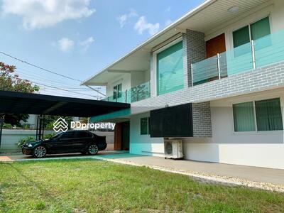 ให้เช่า - บ้าน 6 นอน ตกแต่งสวย ใกล้ BTS มหาวิทยาลัยเกษตรศาสตร์ ขั้นต่ำ 6 ด. (ID 60047)