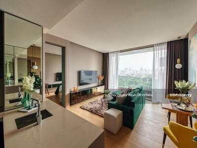 For Rent - Sathorn Condo for rent, Saladaeng One, 1 bedroom, garden view, Fully Fu