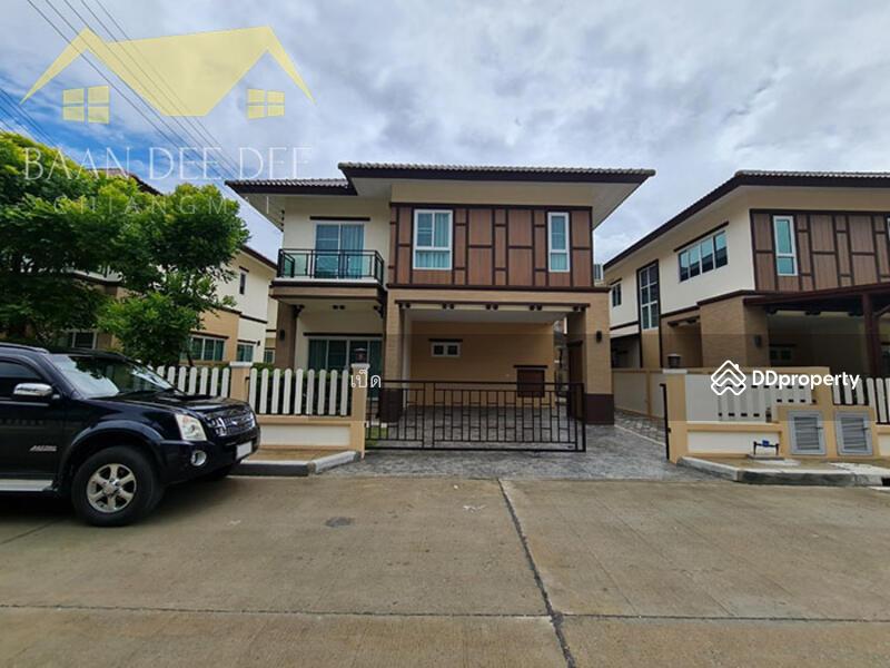 บ้านในโครงการ เฟอร์นิเจอร์ครบ ตกแต่งภายในสวย ใกล้พรอมเมนาดา ให้เช่าเดือนละ 24,000 บาท No.13H106 #87248655