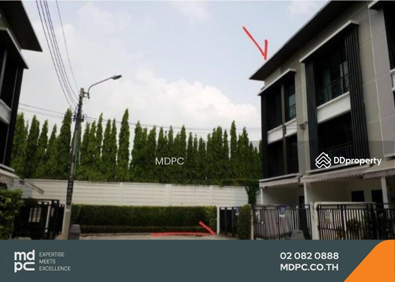 Baan Klang Muang Nawamin 42 #87272745