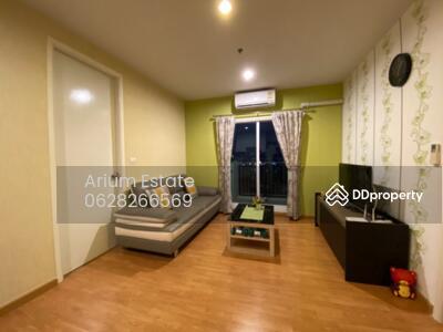 For Sale - PNG273 ขายถูกสุดในตึก 2ห้องนอน Parkland วงศ์สว่าง 3. 89ล้านบาท พร้อมที่จอดรถส่วนตัว
