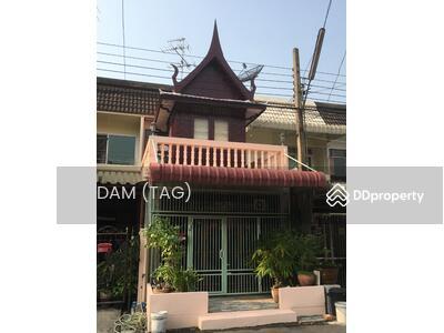 For Sale - ขายทาวน์เฮาส์ 2 ชั้น หมู่บ้านวังทองวิลล่า  ถนนเสรีไทย 41