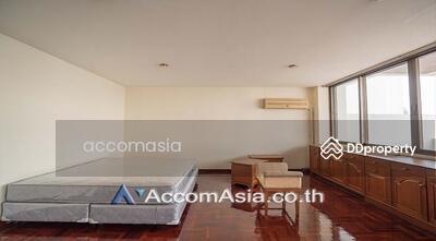 ให้เช่า - Spacious space with a cozy balcony Apartment 4 Bedroom For Rent BTS Asok - MRT Sukhumvit in Sukhumvit ( AA28122 )