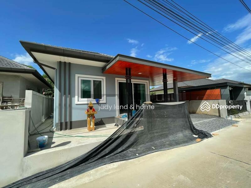บ้านสร้างใหม่  ทำเล หนองจ๊อม #87453661