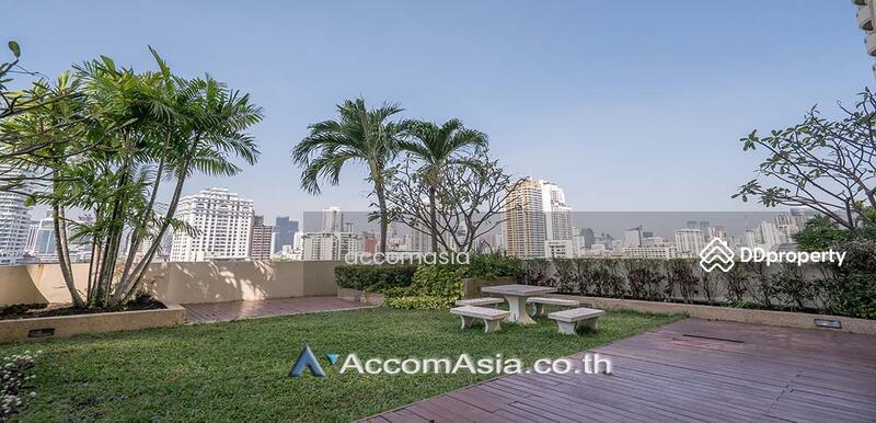 Fully Furnished Suites Apartment 4 Bedroom For Rent BTS Phrom Phong in Sukhumvit Bangkok ( AA19323 ) #87455471