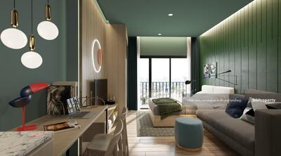 """ให้เช่า - For Rent """"Common Tu"""" พร้อมเช่า คอนโดสูงงงงง 31 ชั้น แห่งแรก ติดรั้ว มธ. รังสิต มาพร้อมกับส่วนกลางจัดเต็ม"""