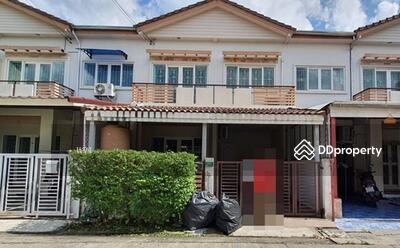 ขาย - PH_01030 ขาย ทาวน์เฮ้าส์ หมู่บ้าน พรพิมาน วิลล์ รังสิต คลอง 5