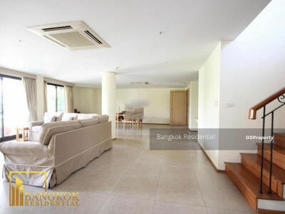 For Rent - 4 Bed Duplex Apartment For Rent in Chit Lom BR20099AP