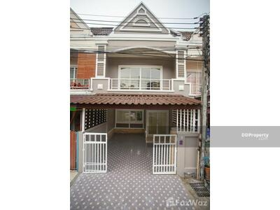 ขาย - ขาย ทาวน์เฮ้าส์ 2 ห้องนอน ในโครงการ เทพบุรี รัษฎานุสรณ์ U975496