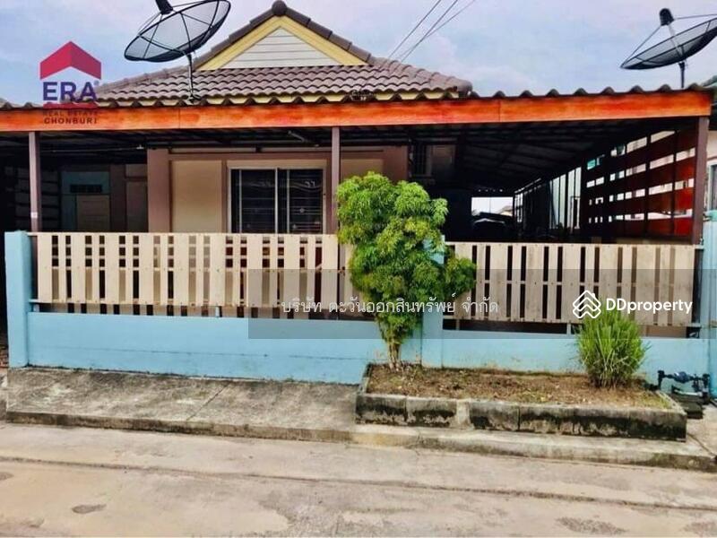 หมู่บ้านธนาวัลย์เพลส ตำบลบ่อวิน ศรีราชา ชลบุรี #87526937