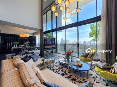 ขาย - FOR ((SALE)) PRICE 243, 000, 000. - CONDO TELA THONGLOR- Sky Villa Penthouse, 4 BEDS 4 BATHS, 27th, 347. 37 SQ. M.