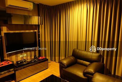 For Rent - ให้เช่าถูกที่สุด ห้องแต่งสวยสุดในคอนโดฟิวส์จันทน์- สาทร