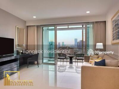 ให้เช่า - 2 Bed Serviced Apartment For Rent in Ratchadamri BR7401SA