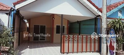 For Sale - บ้านเดี่ยวชั้นเดียว หมู่บ้านสุขประชา มีนบุรี หนองจอก ตกแต่งใหม่